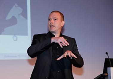 Dr. Christian Scheier (Bildquelle: Multisense Institut)