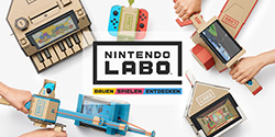 Nintendo Labo Haptisches Kreativspielzeug, Screenshot ©Nintendo.de