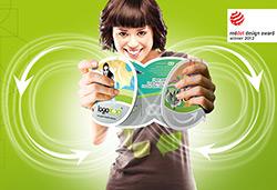BU: Werbung als haptisches Vergnügen ©Touchmore