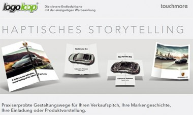 Haptisches Storytelling! ©touchmore
