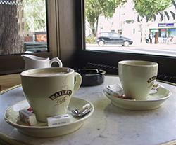 Kaffee als multisensorischer Genussanker ©stapag