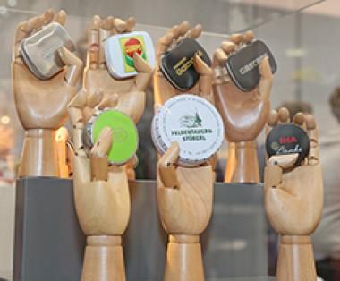 Künstliche Hände: Fingerspitzengefühl ©stapag