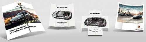 Porsche 911er-logoloop<sup>®</sup> für die USA