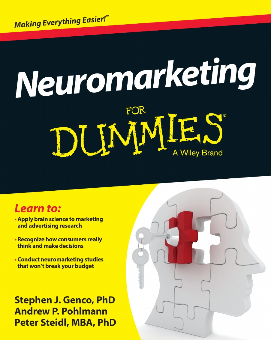 Neuromarketing for Dummies (Bildquelle: John Wiley & Sons Canada, Ltd.)