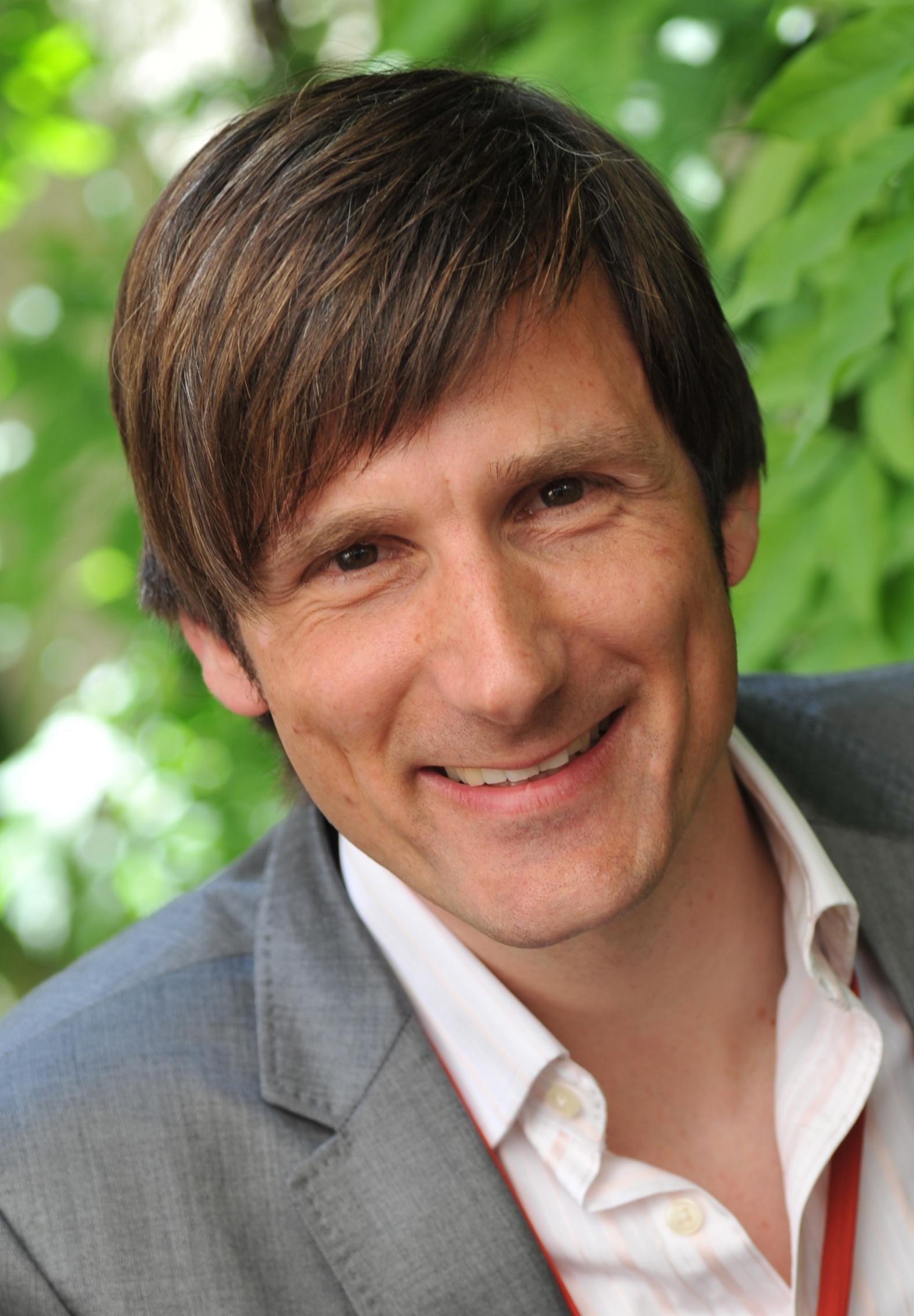 Ein führender Haptik-Experte: Olaf Hartmann (Bildquelle: Touchmore)