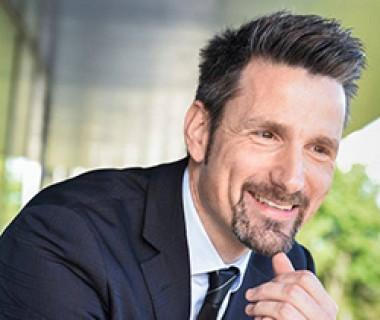 Der Haptik-Experte Olaf Hartmann