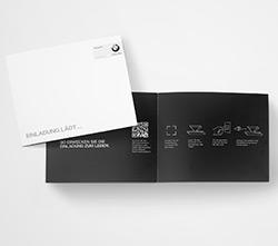 Mailing mit multisensorischem Verstärker ©ServiceplanSuisse
