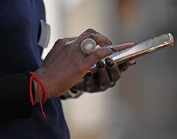 Die Grenzen der Telefonwerbung ©stapag