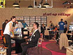 Die Startup-Show ''Das Ding des Jahres'' ©stapag