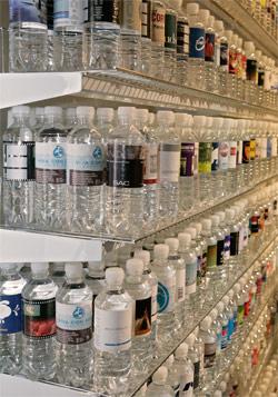 Wasserflaschen (Bildquelle: Vincent Stallbaum)