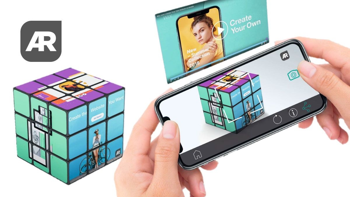 Rubiks Augmented Reality (AR)